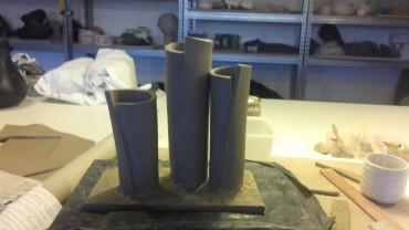 Cours de sculpture à «L'atelier des céramistes»